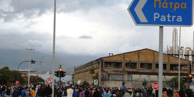 """Σήμερα """"κληρώνει"""" για τους πρόσφυγες στην Αχαϊα - Σύσκεψη στην Περιφέρεια για να βρουν χώρους προσωρινής φύλαξης"""