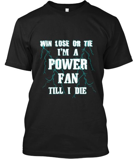 Win lose or tie, I'm a power fan till I die.   Port Adelaide supporters old and new, this one is for you!!