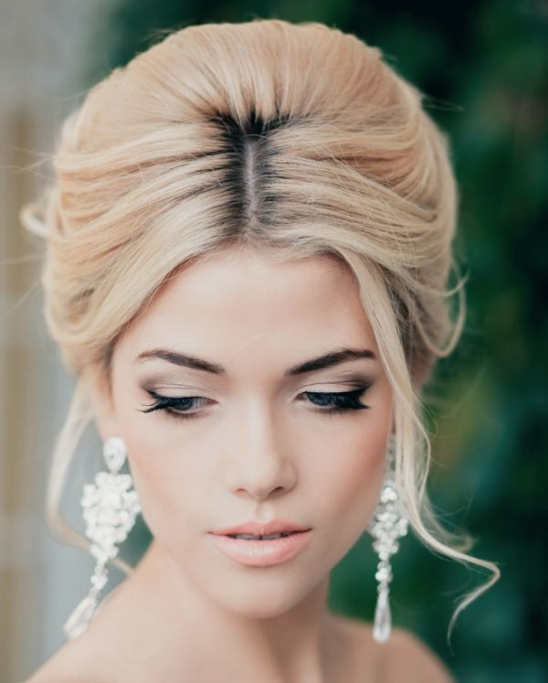 creative hair up styles 25 best ideas about unique wedding hairstyles on 4940 | 82de22616c591d3445adfc21d53003f9