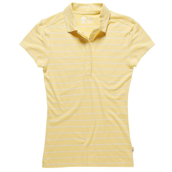 Women's Berrys River Stripe Polo #2days1bag #Timberland