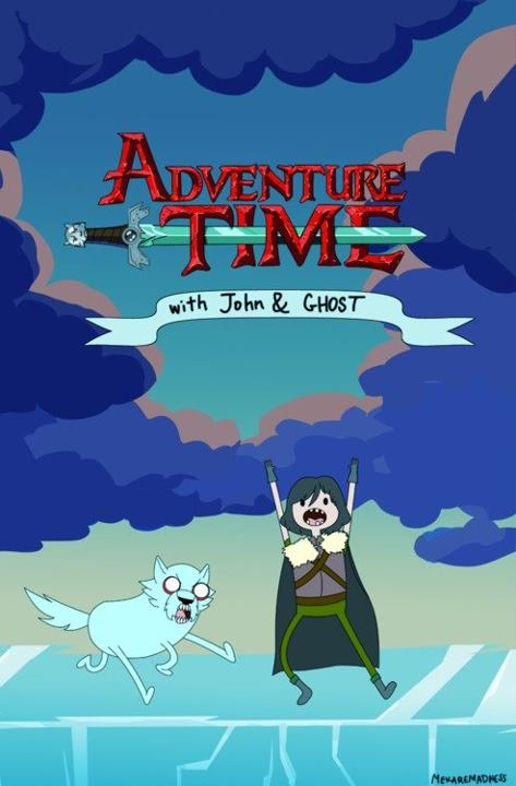 Game of Thrones - Adventure Time