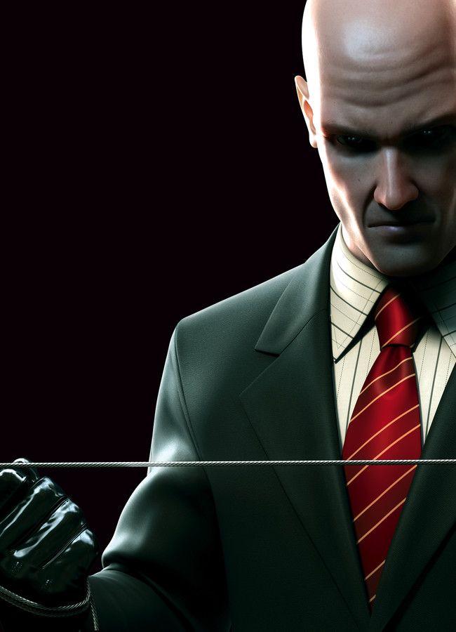 Hitman: Blood Money artwork: Poster