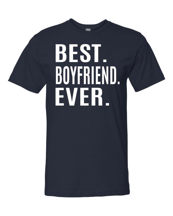 Best Boyfriend Ever - Unisex Shirt -Boyfriend Shirt - Boyfriend Gift by FamilyTeeStore on Etsy