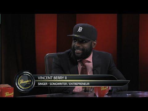 Singer-Songwriter/Entrepreneur Vincent Berry II - Pensado's Place #266