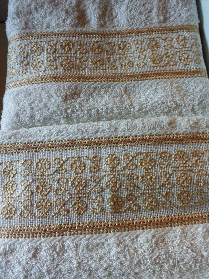 Dolci e Ricami: Asciugamani Carolina