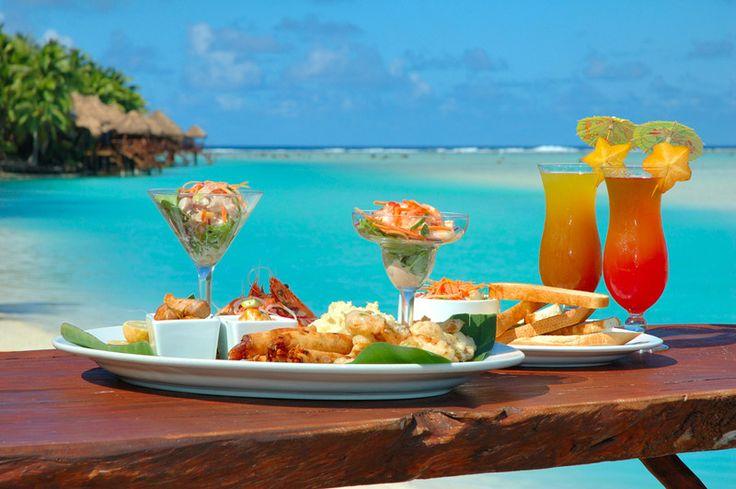 the aitutaki lagoon resort  spa cook islands