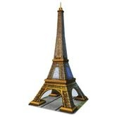 Eiffel Tower 3D Puzzle - Shop By - Kids Gift Box
