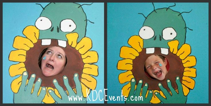For Logan's Party next year, this is pretty funny! KDC Event Planning: Plants vs. Zombies Birthday Party!