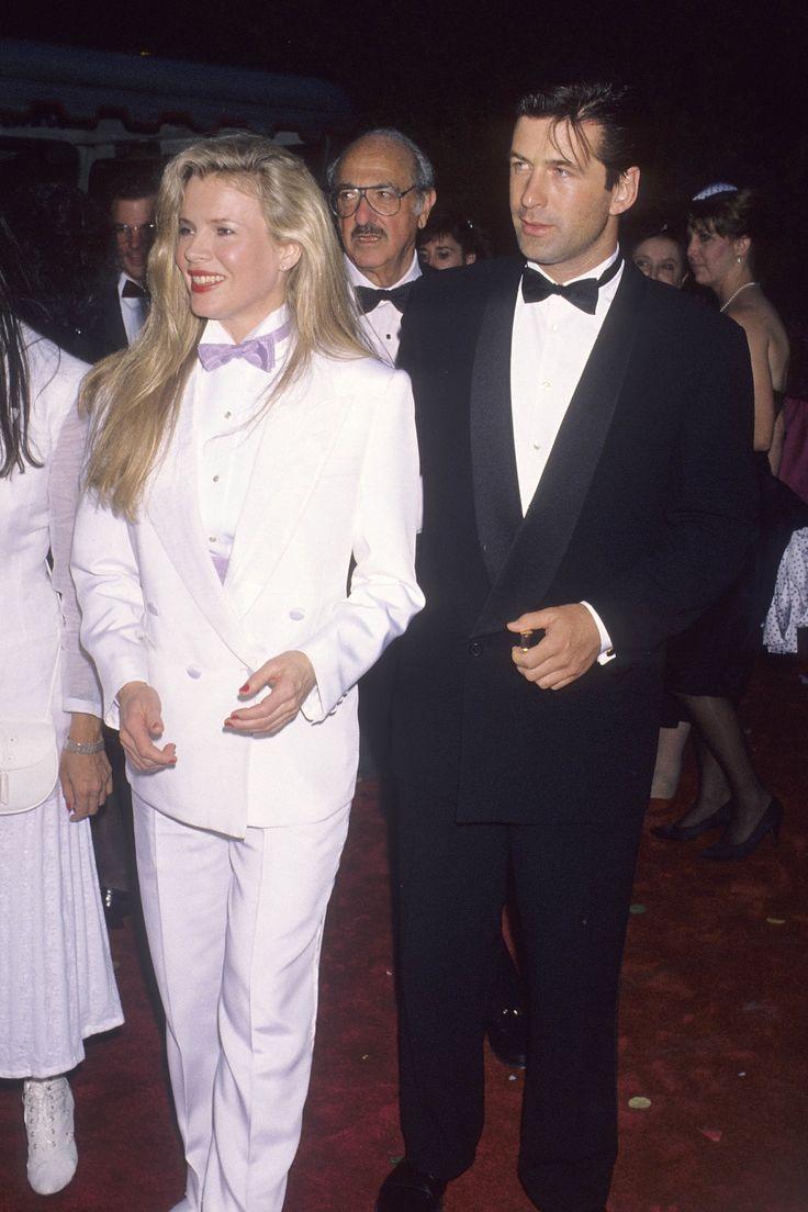 1993 - Alec Baldwin with then wife Kim Basinger went through a very public, nasty divorce and custody battle over daughter Ireland Baldwin.