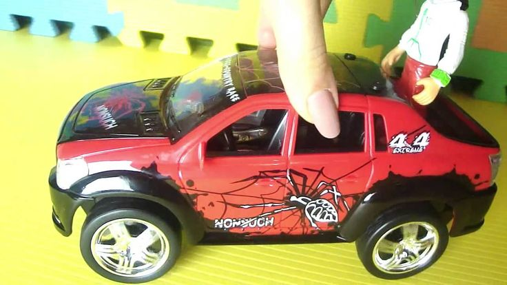 Видео про игрушечные машинки. Магазин на колесах