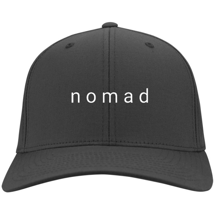Nomad Cap from Munkberry. Inspired by a love of travel and adventure. These trendy hats are great for everyday, traveling, hiking, camping, outdoors, and more. Great gift idea for women. Baseball caps, hats.