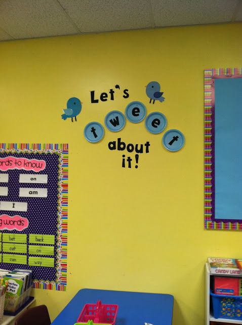 life in first grade classroom decorating day four - Classroom Design Ideas