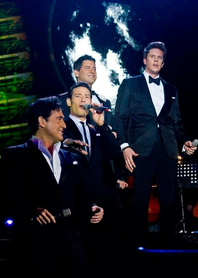1420 best il divo the best images on pinterest singers music videos and concerts - Il divo concerti italia ...