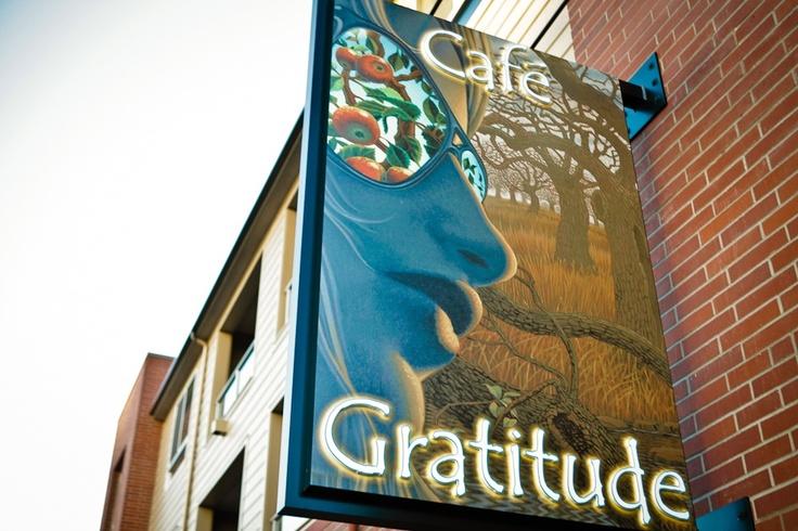 Cafe Gratitude Hours San Diego