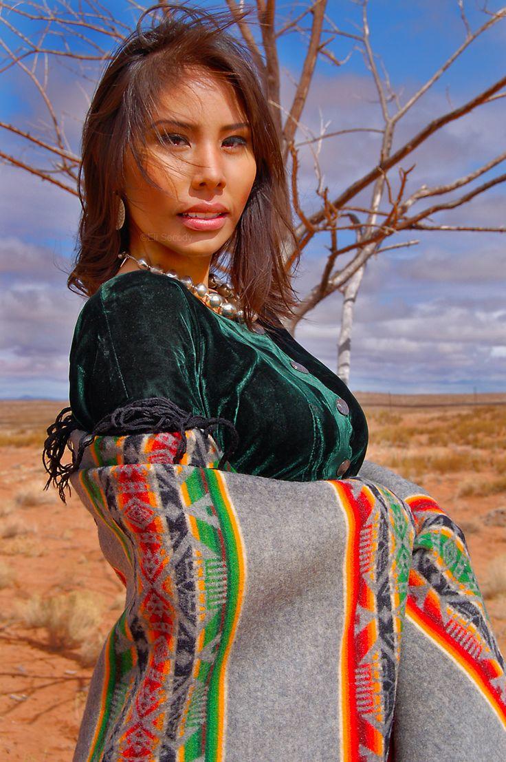 Beautiful Navajo Women Nude - Porn Photo-8126