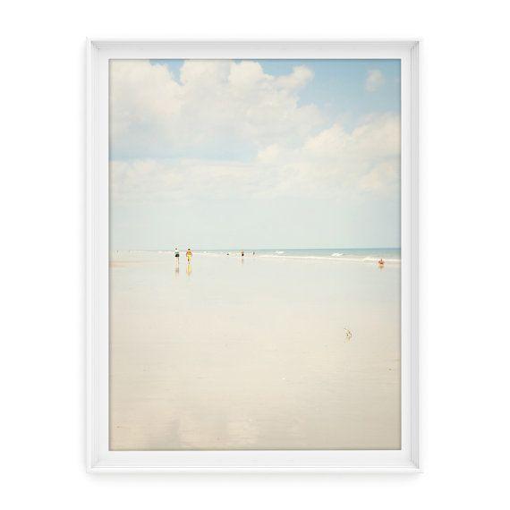 Amelia Island 2 (Serene Beach) // 8x10 Fine Art Giclée Print // Photography