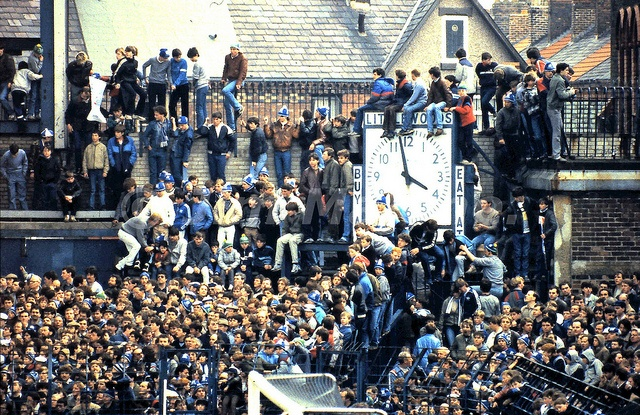 Everton v QPR, May 1985