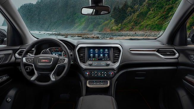 2020 Gmc Acadia At4 Mid Size Suv Gmc Canada In 2020