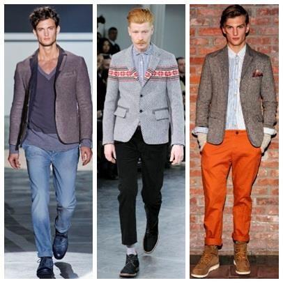 Клубная одежда для парней
