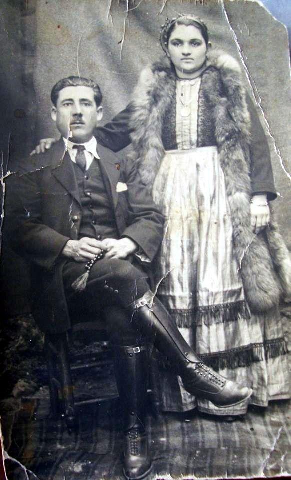 Η Βλάχικη Φορεσιά του Ανατολικού Βερμίου