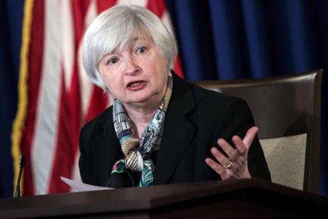 Τζάνετ Γιέλεν: Στόχος της Fed η σταδιακή αύξηση των επιτοκίων: H επικεφαλής της Fed Τζάνετ Γιέλεν, υποστήριξε ότι η αύξηση των…
