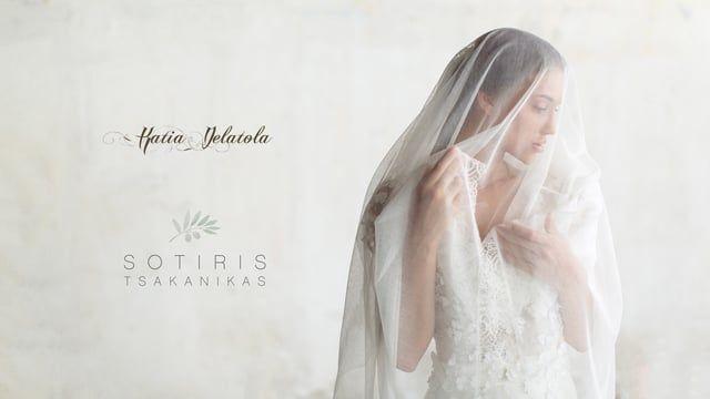 "Behind the scenes of my last shooting for Katia Delatola's new Bridal Collection called ""ΕΑΡ"".  Video credits: Valsamis Rodrigo"