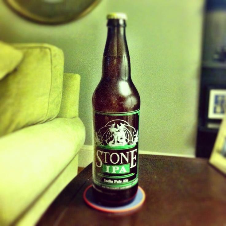 Stone IPA #beer