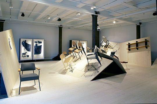 Prouvé RAW: Jean Prouvé Furniture Reinterpreted by G-Star, Vitra • Selectism