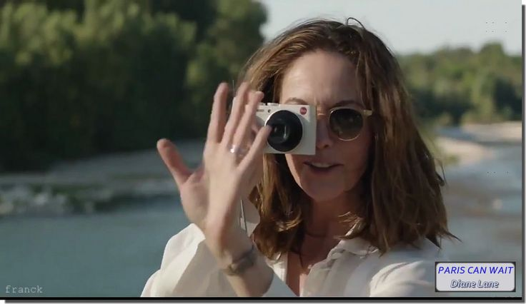 "DIANE LANE..""Paris Can Wait"" 