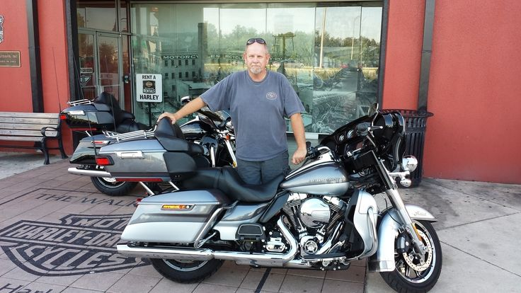 Welcome to the Orlando Harley-Davidson® family, Mark.  www.orlandoharley.com #orlandoharley