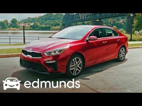 2019 Kia Forte The New King Of The Compact Sedan Class Edmunds