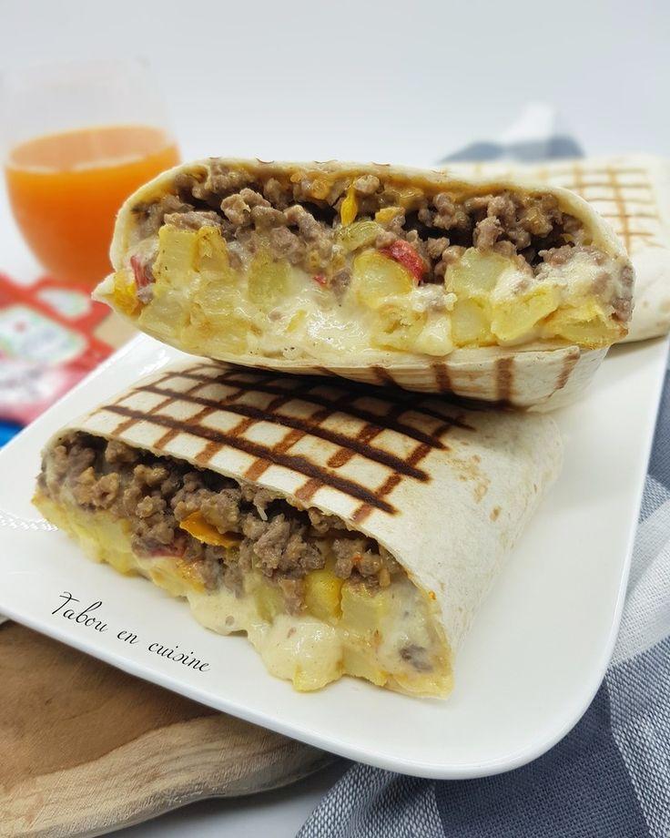 tacos viande hach e sauce fromag re o 39 tacos en 2019. Black Bedroom Furniture Sets. Home Design Ideas