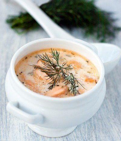Kalakeitto - финский рыбный суп