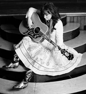I absolutely love Loretta Lynn