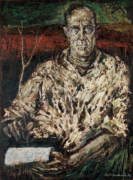 1962: Louis Kahan – Patrick White