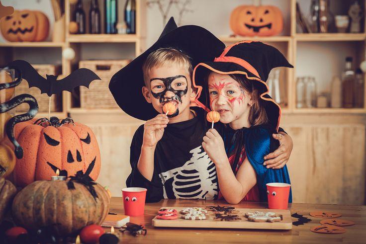 Halloween - français précoce - Débutant - Vocabulaire Français