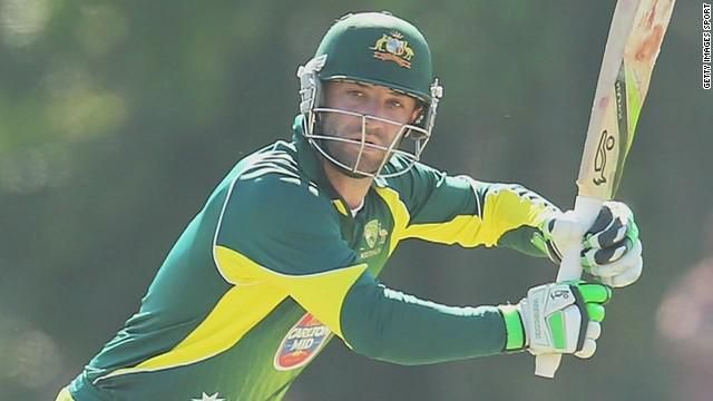 """""""A young man living out his dreams"""" -- Australian PM pays tribute to cricketer Phil Hughes: http://cnn.it/1ppNSIz"""