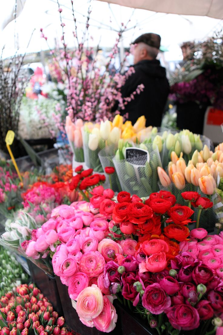 Flower market Nice