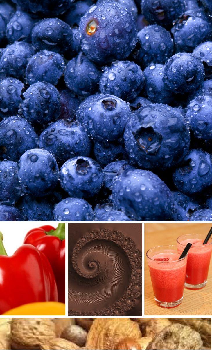 5 superalimentos para la salud #salud #health #comida