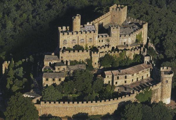 Castell de Recasens (La Junquera)