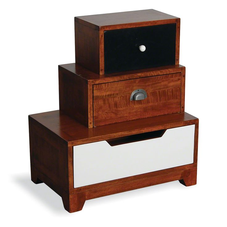 The Conundrum Retro Bedside Table
