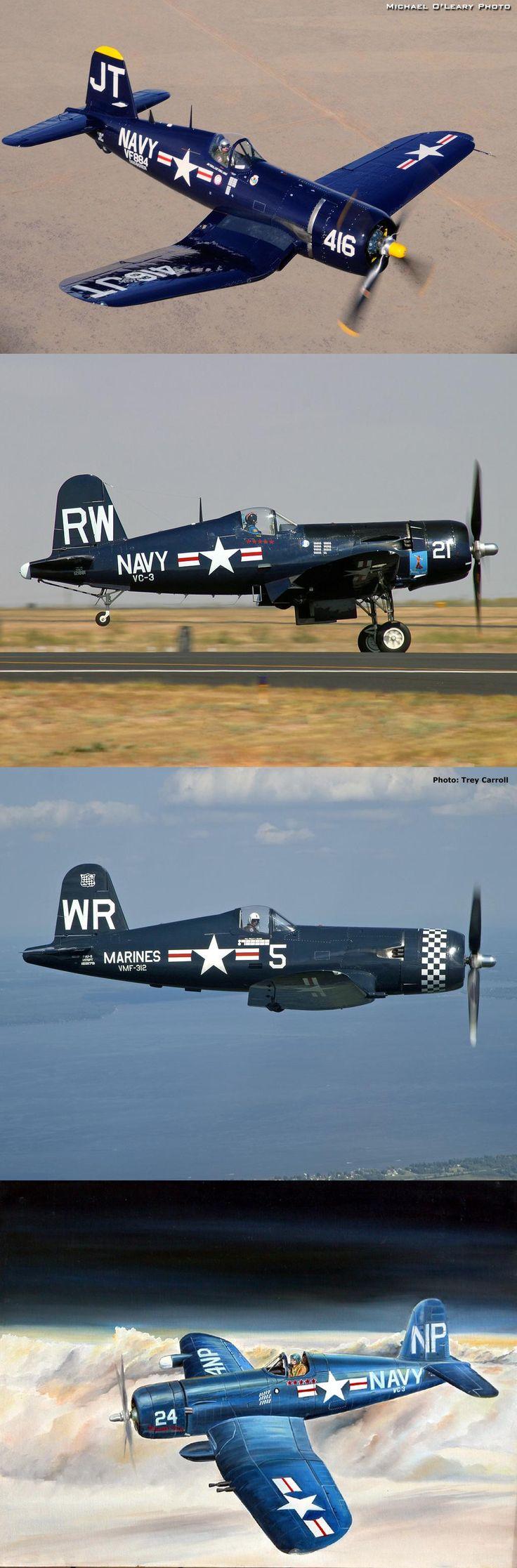 WW II Aircraft Aluminum Nose Art!   F4U Corsair F4U-1A Big Hog http://aircraftaluminumart.com/big-hog-f4u-1a/