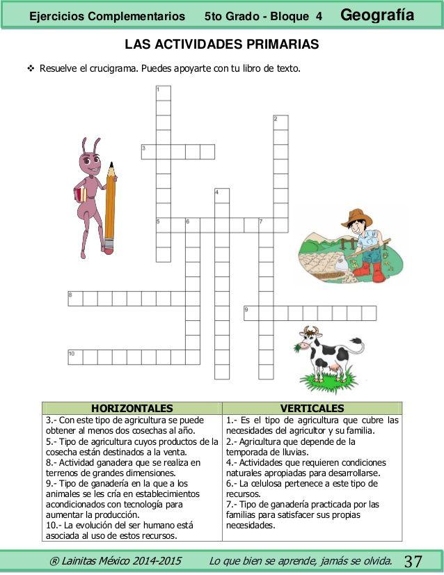 5to Grado Bloque 4 Ejercicios Complementarios Libros De Matematicas Actividades Para Primaria Libro De Texto