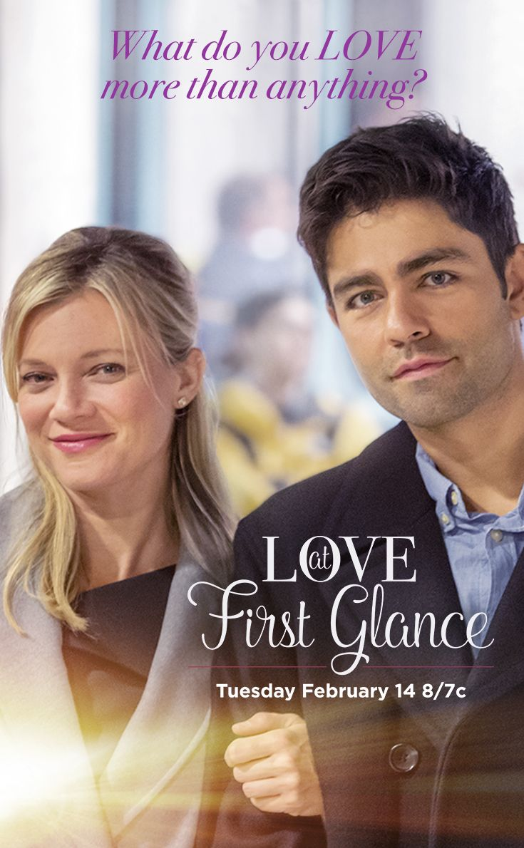 Amy Smart and Adrian Grenier star in an adventurous love story, inspired by a first glance on a subway train.