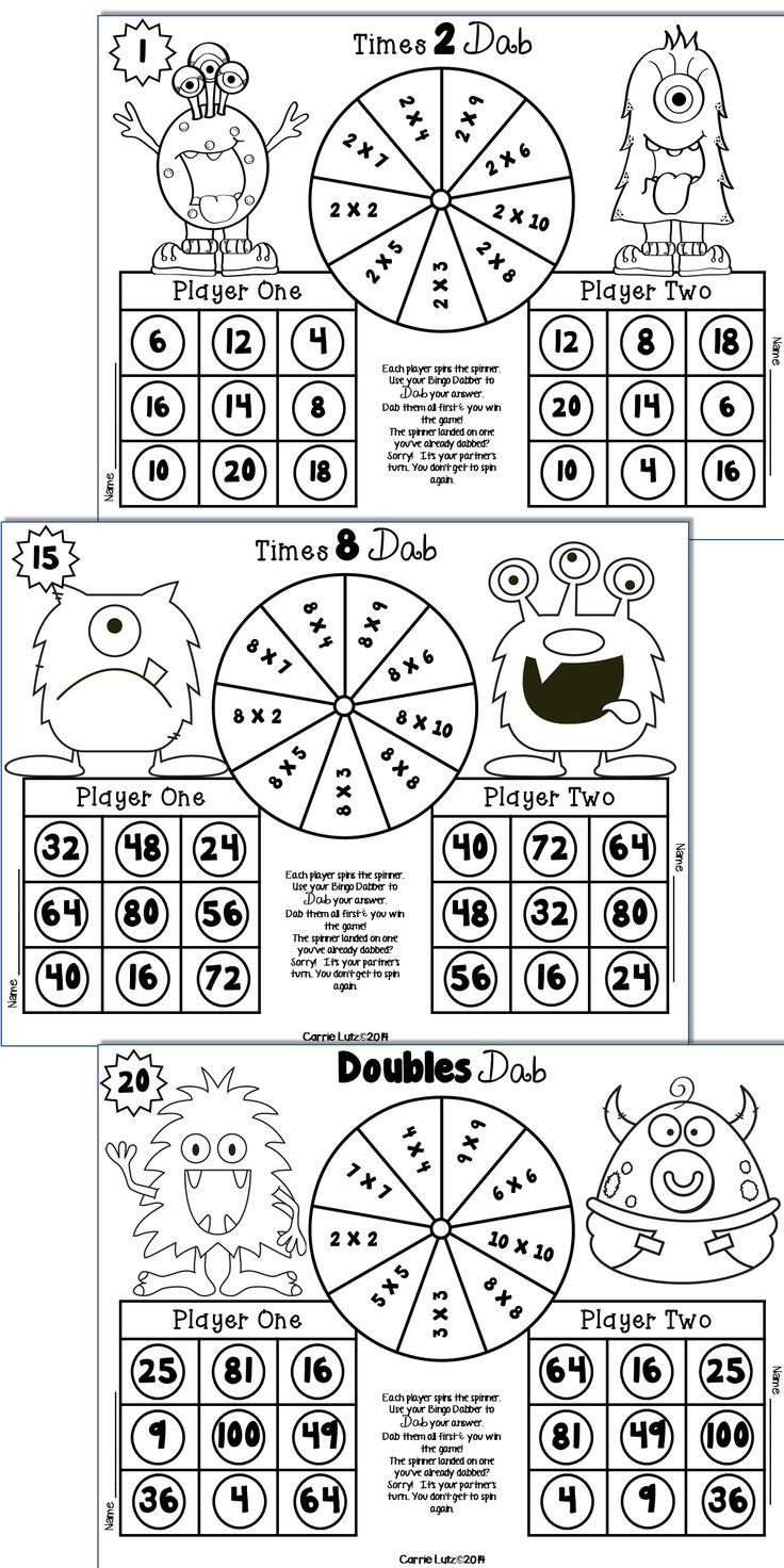 692 best Bingo Games images on Pinterest | Bingo games, Bingo board ...