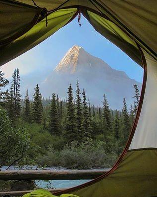 Mount Robson, Britská Kolumbia