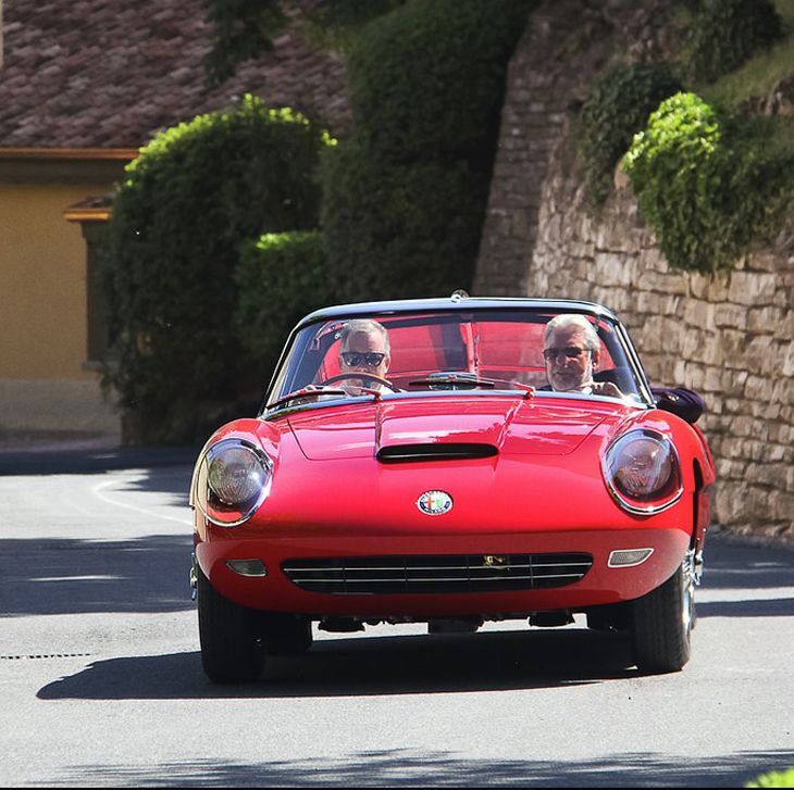 Alfa Romeo Spider, Alfa Romeo And Spider On Pinterest