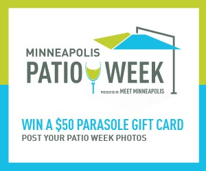 Minneapolis Patio Week Photo Contest   Enter A Picture Of Yourself On A Minneapolis  Patio And