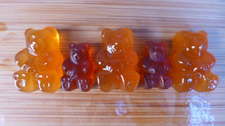 Faux Loko Gummi Bears: Highly Caffeinated, Incredibly Alcoholic Candy. Yeah, Candy.