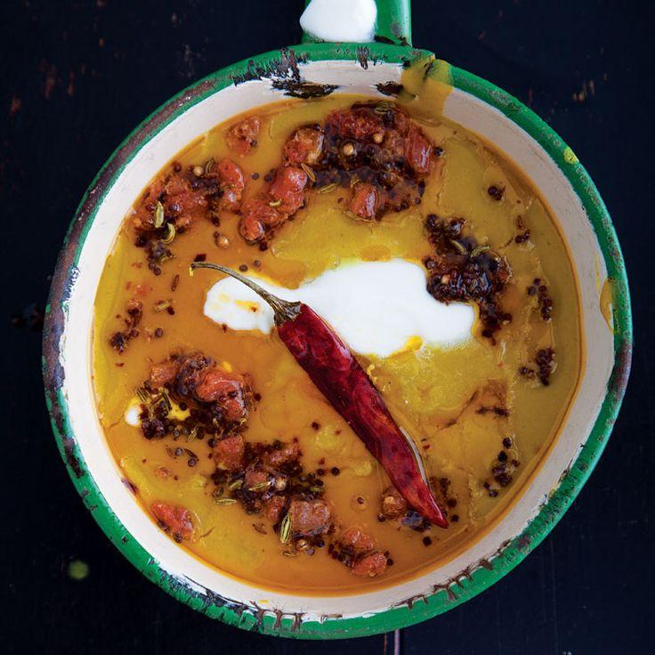 MASOOR DAL Mulligatawny Recipe - Saveur.com YELLOW DAL